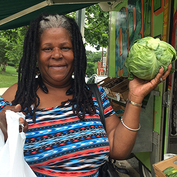 Ward 8's Vegetable Queen