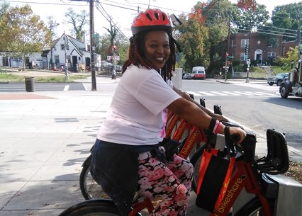 Vanessa, Capital bikeshare, diabetes, exercise